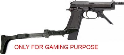 MW2 – Secondary Weapons – Machine Pistols » Fanterazzi