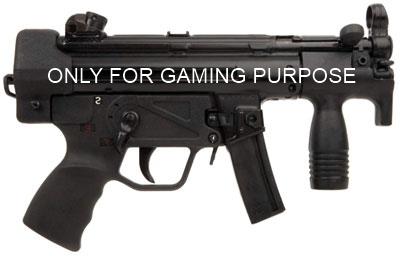 MW2 – Primary Weapons – Submachine Guns » Fanterazzi